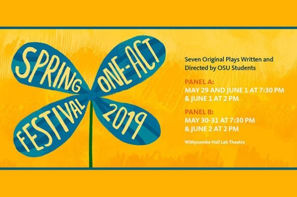 Spring One Act Festival 2019 | visitcorvallis com