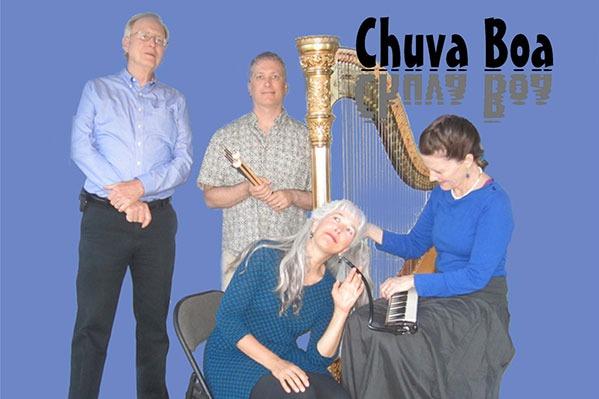 Acoustic Showcase: Chuva Boa