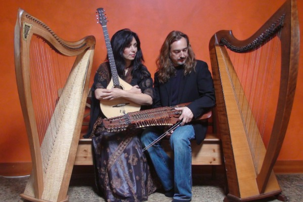 Celtic Harps, Rare Instruments & Wondrous Stories at the Majestic Theatre in Corvallis, Oregon