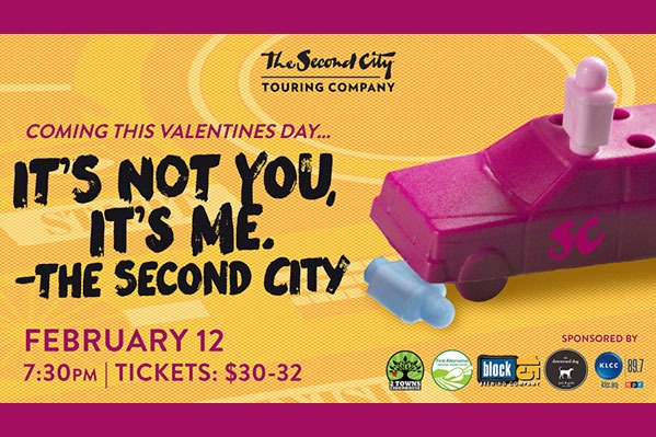 It's Not You, It's Me - The Second City at the Majestic Theatre in Corvallis, Oregon