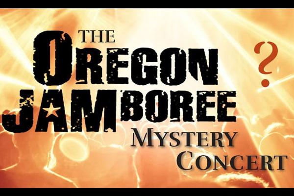 Oregon Jamboree Mystery Concert in Corvallis, Oregon