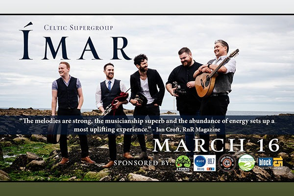 Celtic Supergroup Imar at the Majestic Theatre in Corvallis, Oregon