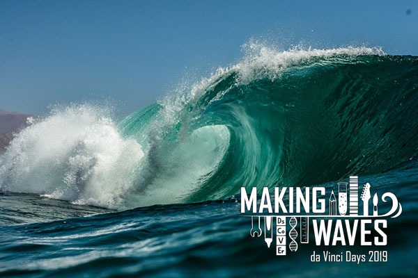 2019 da Vinci Days: Making Waves - Corvallis, Oregon