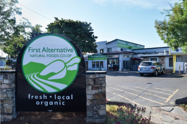 First Alternative Co-op in Corvallis, Oregon