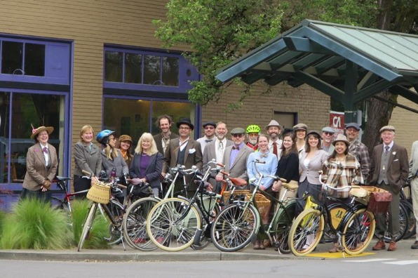 Corvallis Tweed Ride 2019
