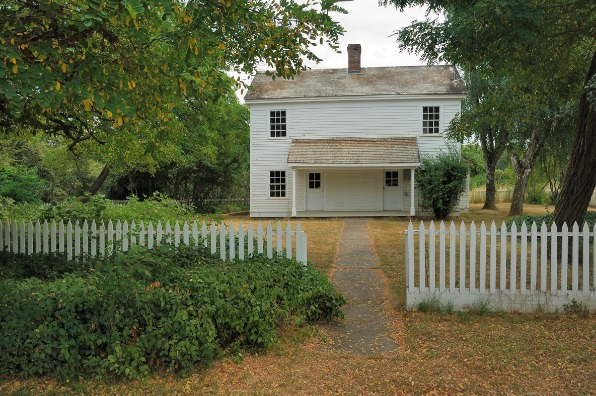 William L. Finley National WIldlife Refuge: Fiechter House Tours
