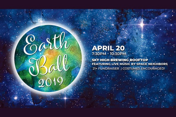 2019 Earth Ball