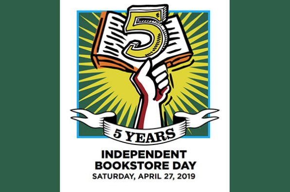 Independent Bookstore Day in Corvallis, Oregon