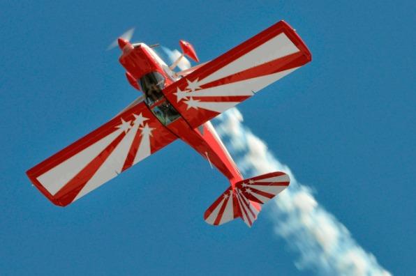 Corvallis Corkscrew Aerobatics Competition