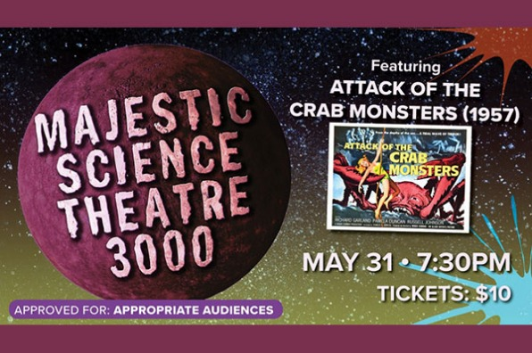 Majestic Science Theatre 3000: Attack of the Crab Monsters