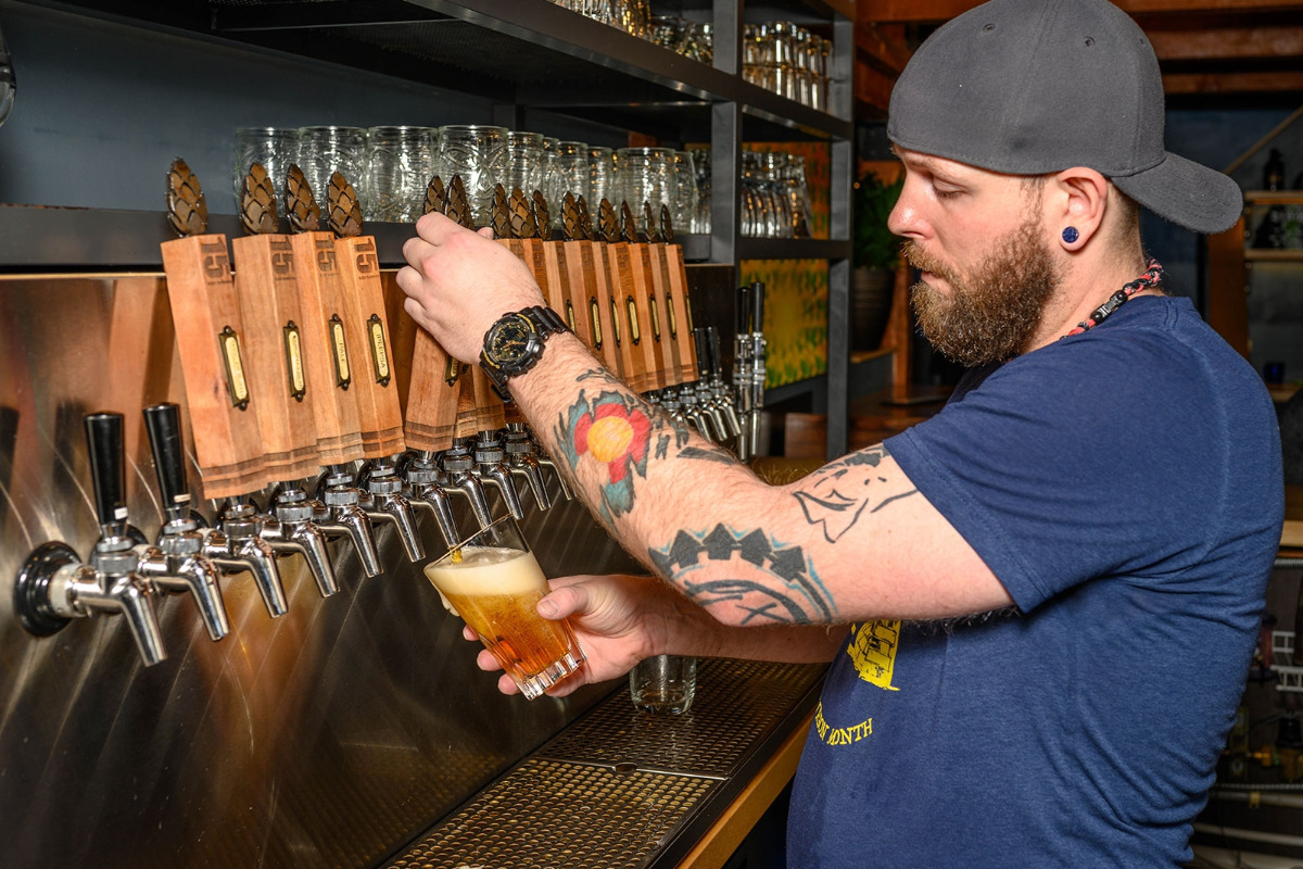 Hop On This Downtown Corvallis Beer Trail