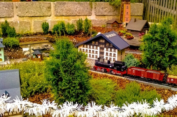 17th Annual Model Train Show