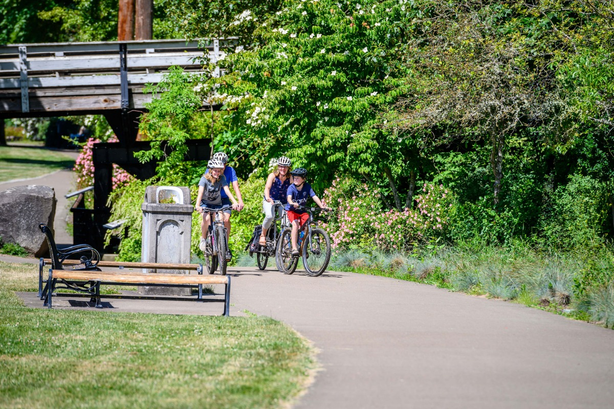 Willamette Valley Scenic Bikeway - Biking in Corvallis