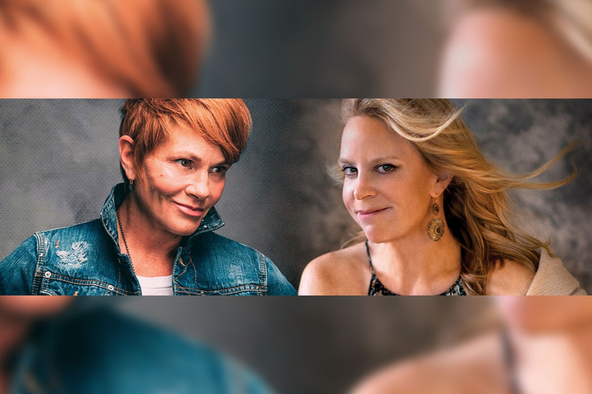 Mary Chapin Carpenter and Shawn Colvin: Together on Stage
