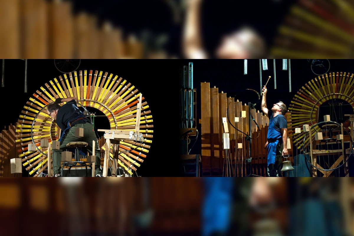Paul Dresher Ensemble: Schick Machine
