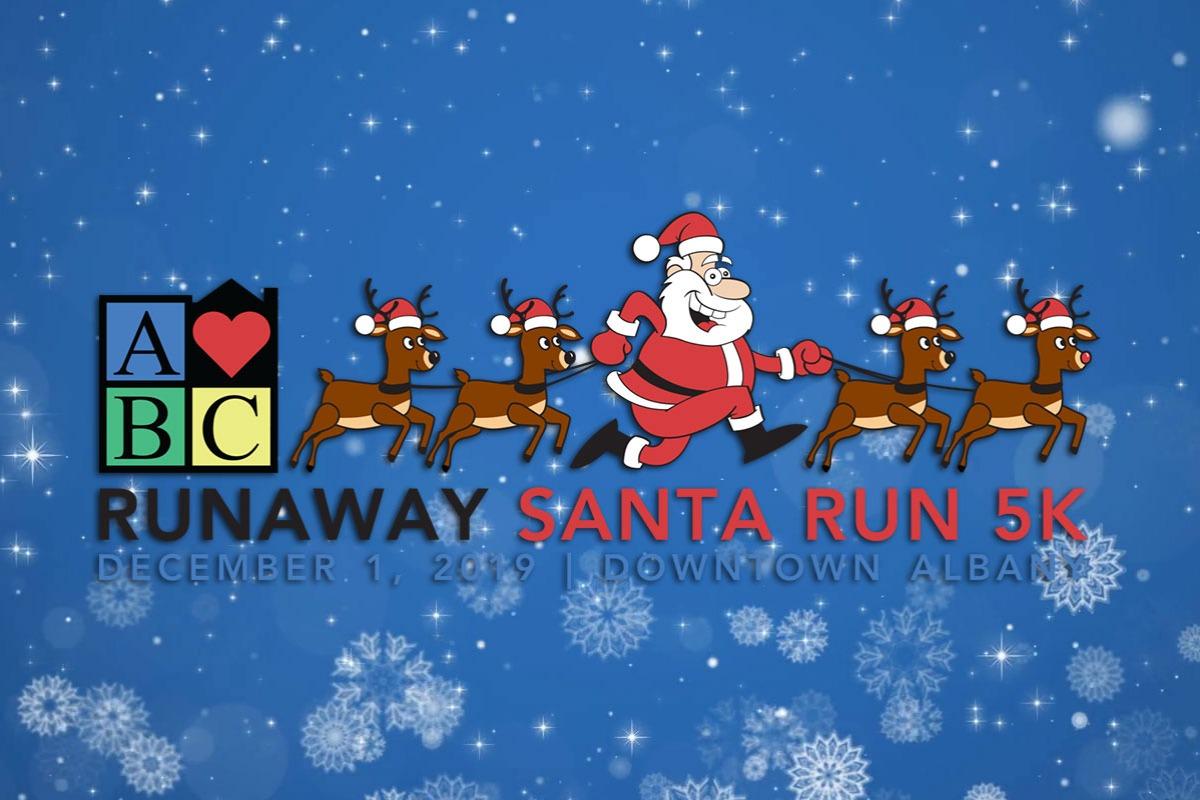 Runaway Santa Run 5K