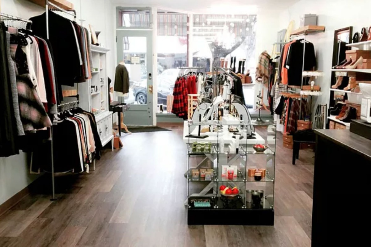 Seoul Sisters Boutique, Corvallis, Oregon