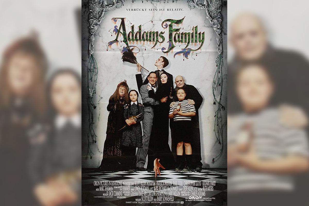 Whiteside Family Films: The Addams Family