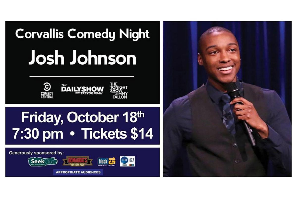 Corvallis Comedy Night: Josh Johnson
