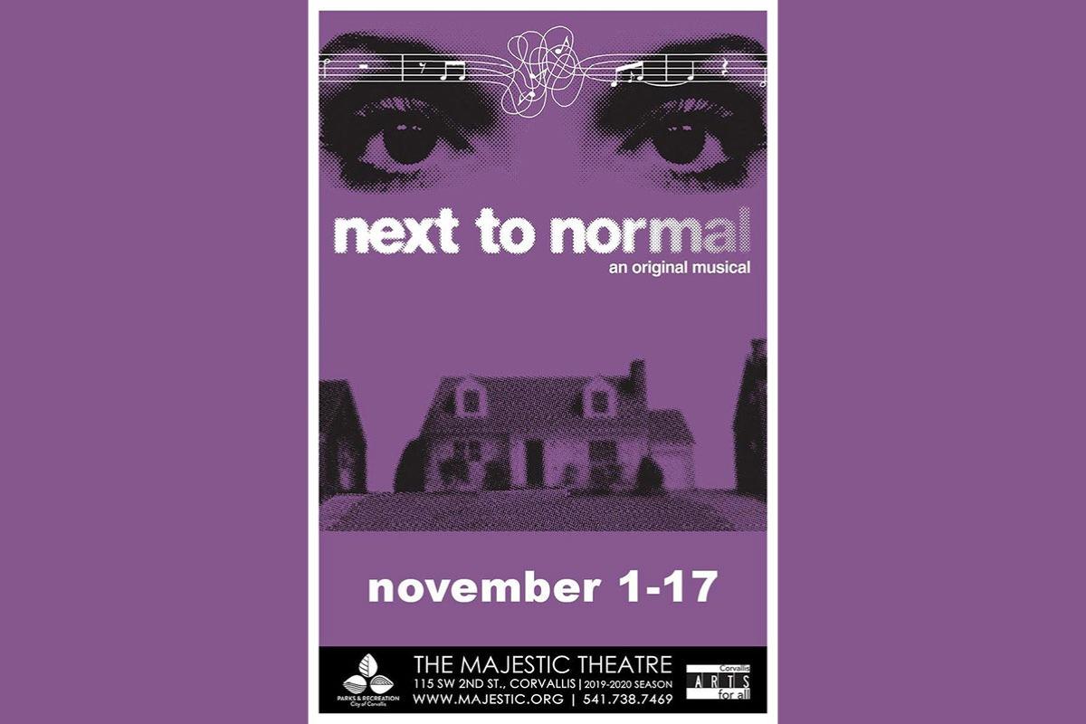 Next to Normal - Majestic Theatre - Corvallis, Oregon