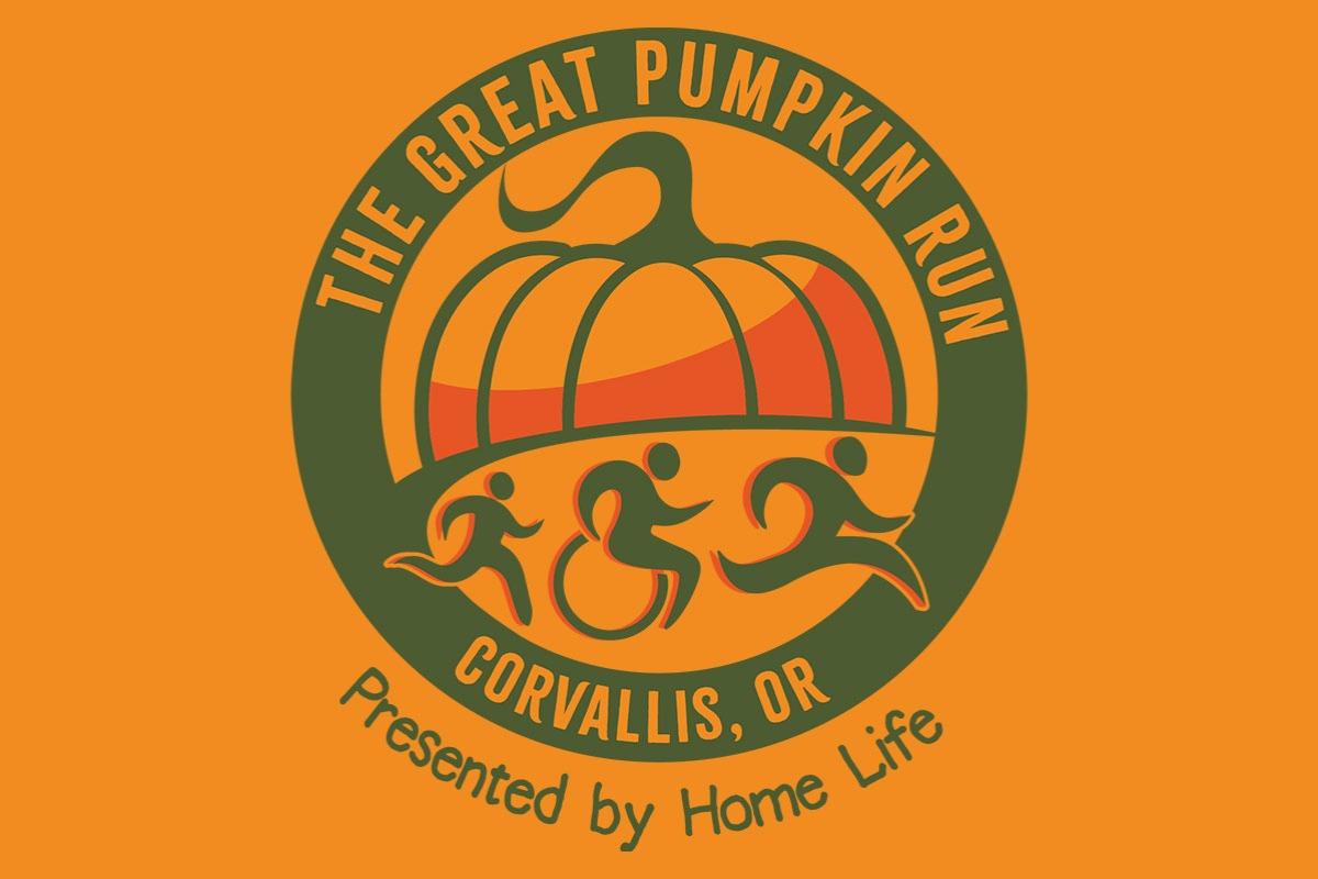 Home Life Annual Great Pumpkin Run, Corvallis, Oregon