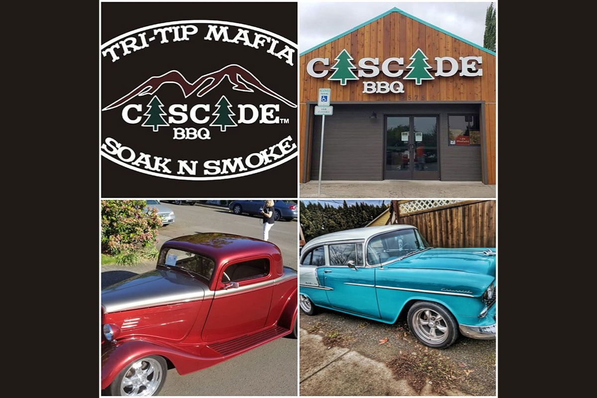 Cascade BBQ's 1st Annual Timberhill Car Show