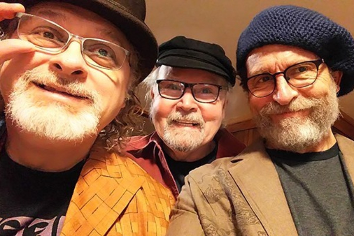 The Whiteside Theatre Presents Tom Paxton & The Don Juans