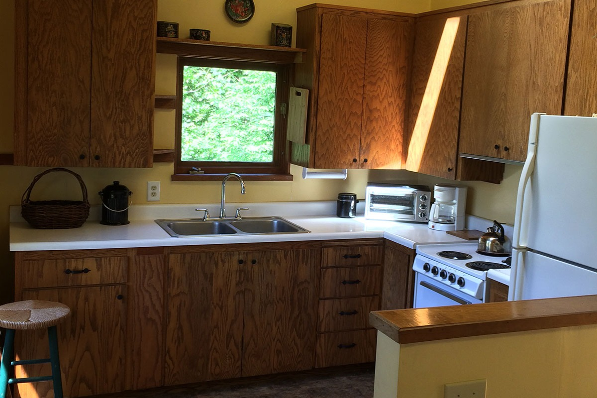 Fairfield Farm Cottage - Kitchen
