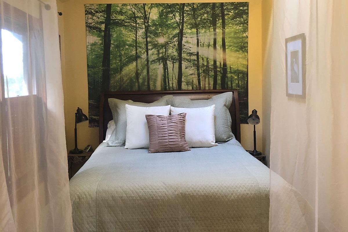 Fairfield Farm Cottage - Bedroom