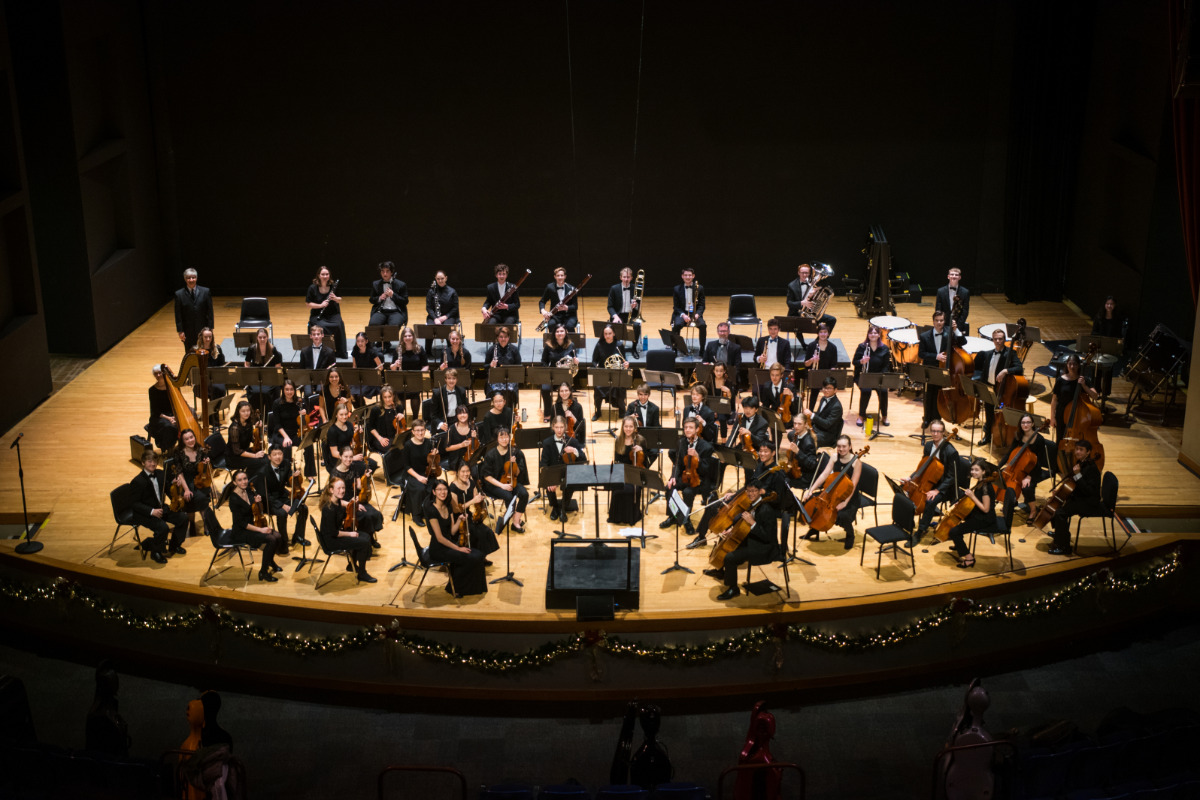 Corvallis Youth Symphony
