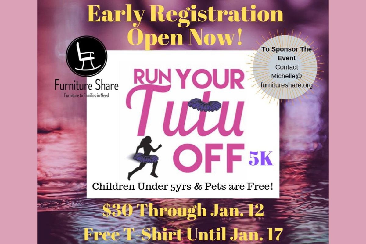 8th Annual Run Your Tutu Off