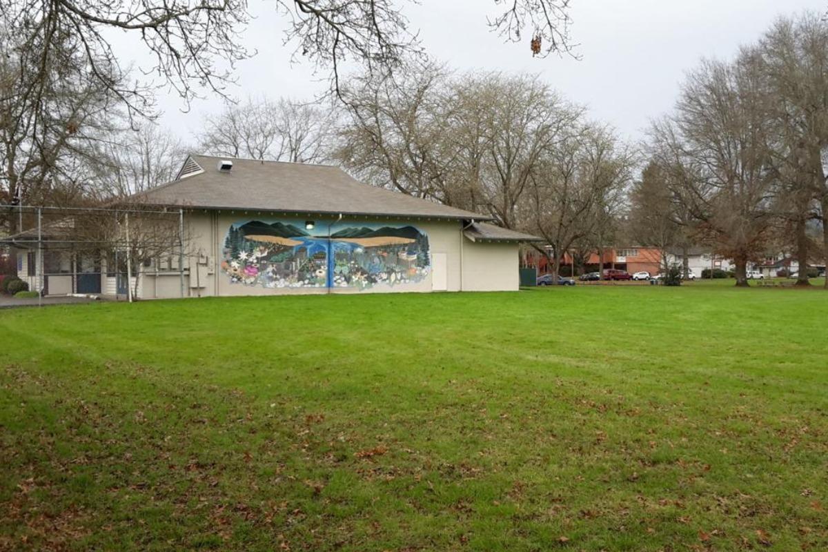 Corvallis Community Center Exterior