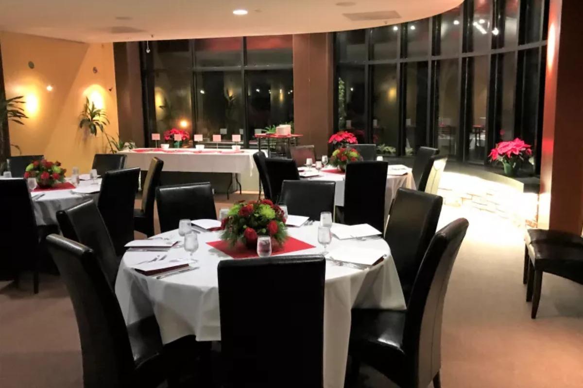 del Alma Private Dining Room