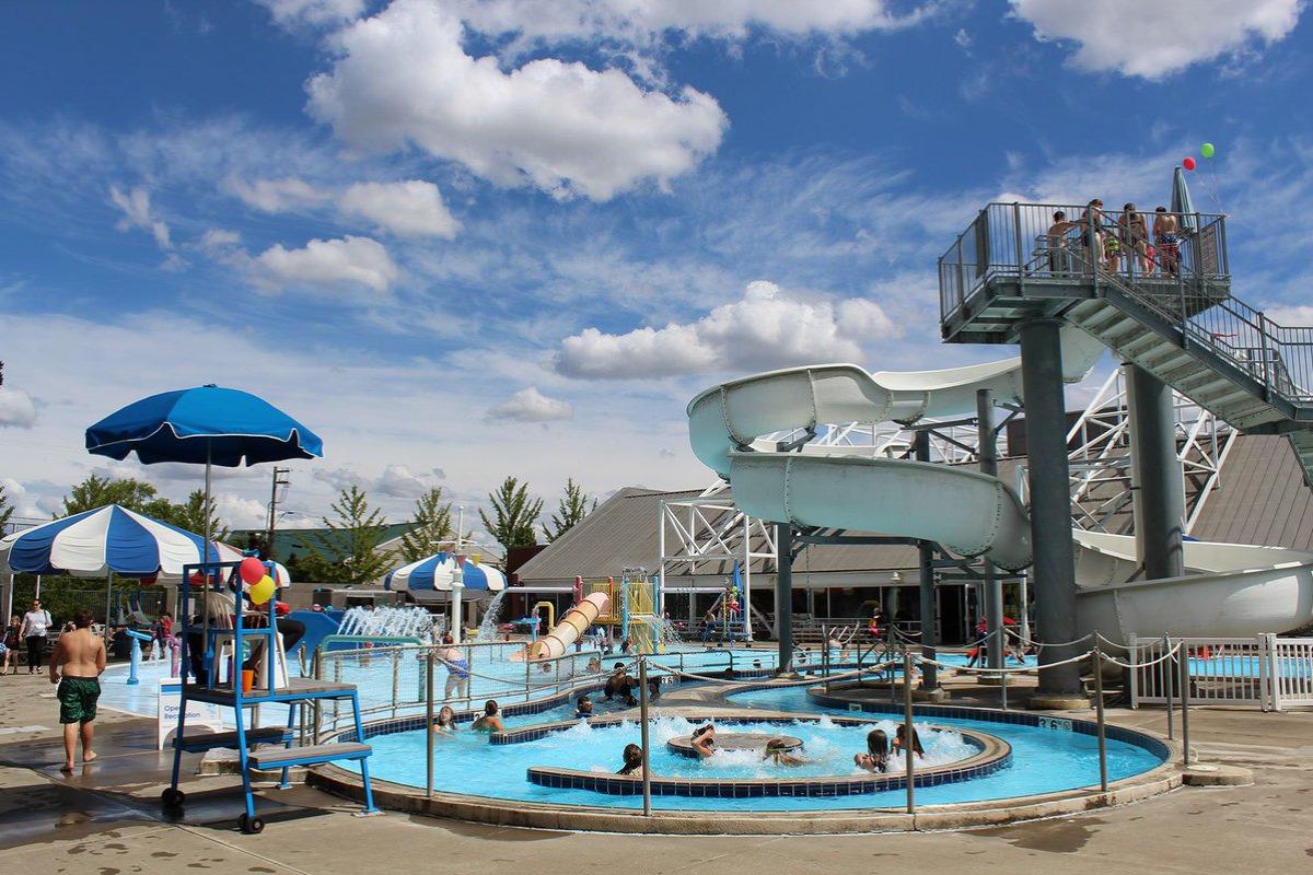 Osborn Aquatic Center Otter Beach