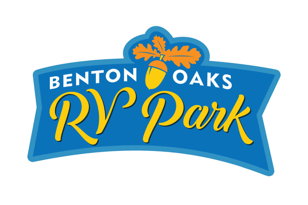 Benton Oaks RV Park in Corvallis, Oregon - Logo