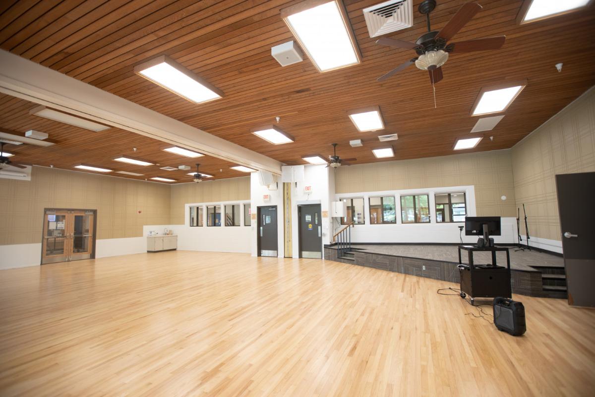 C3, the Corvallis Community Center, in Corvallis, Oregon. Photo courtesy the City of Corvallis.