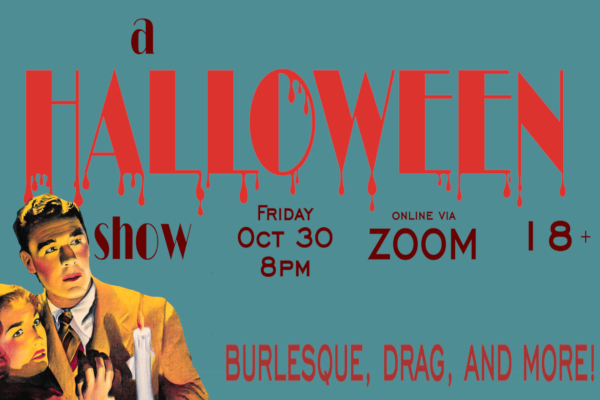 Whiteside Theatre & Hot Mess Productions Presents: A Halloween Show