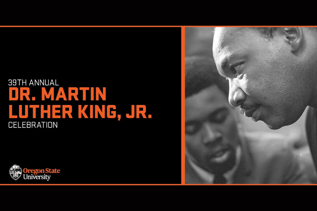 39th Annual Martin Luther King, Jr. Keynote and Awards Celebration