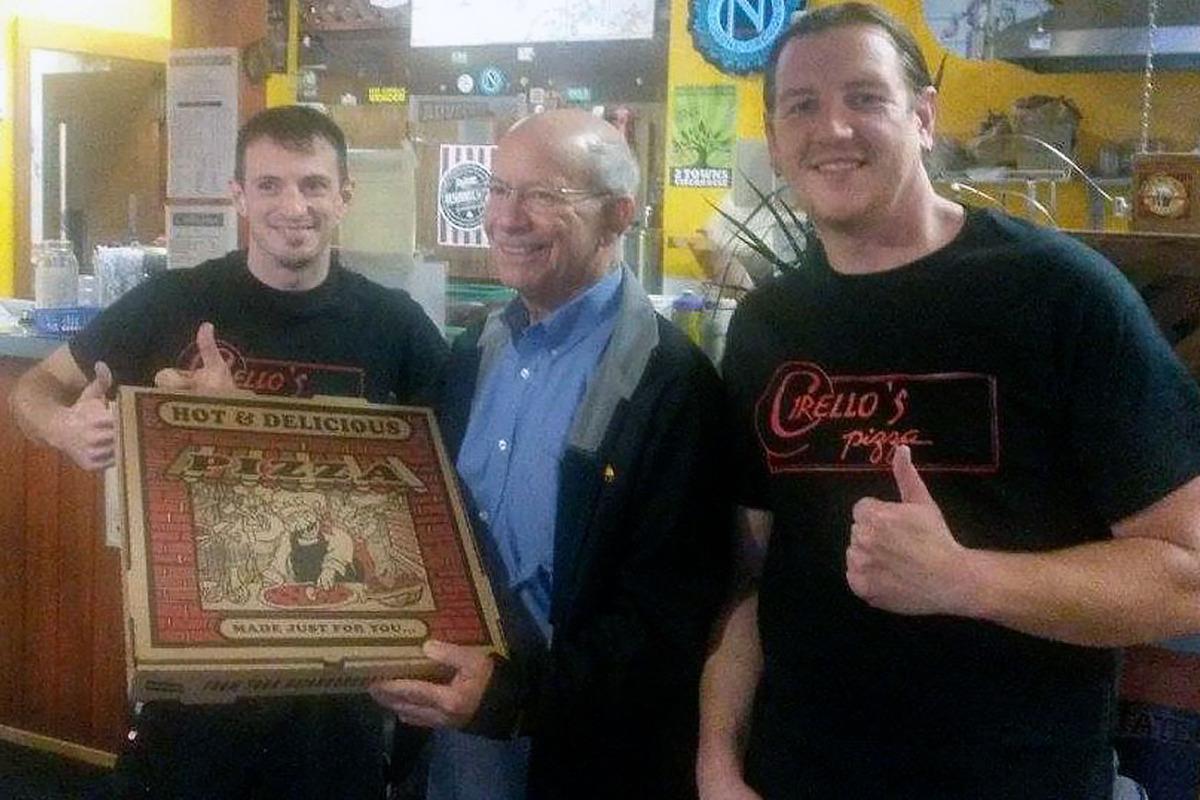 Cirello's Pizza, Corvallis, Oregon
