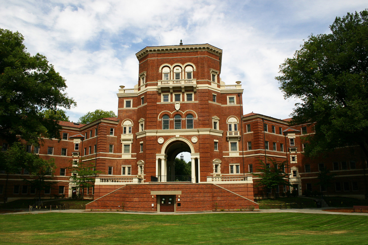 Weatherford Hall, Oregon State University, Corvallis, Oregon