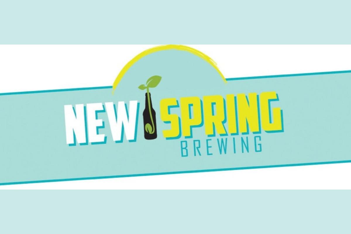 New Spring Brewing, Logo