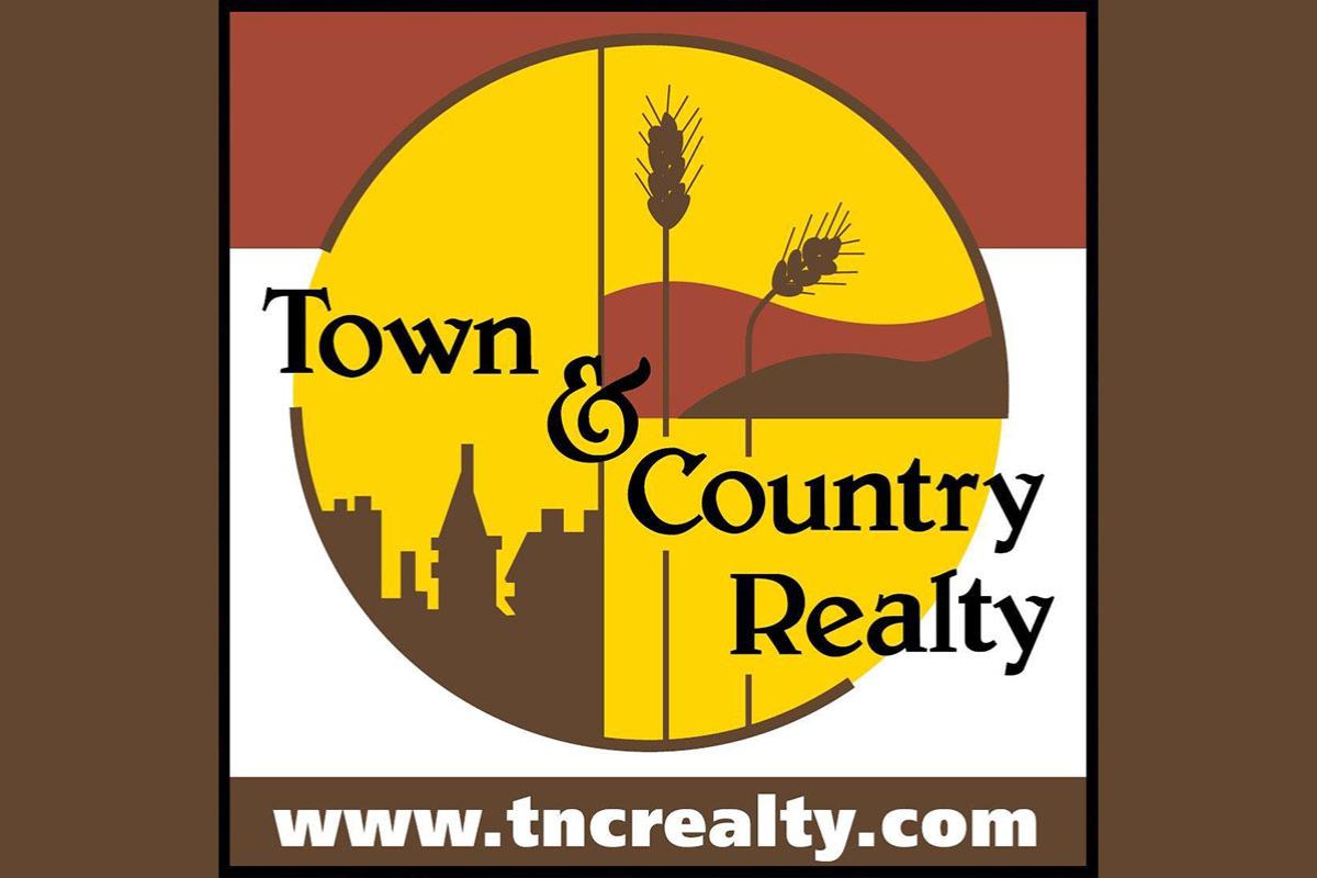 Town & Country Realty, Corvallis, Oregon - Logo