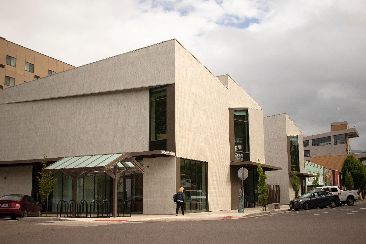 Corvallis Museum, Corvallis, Oregon, Benton County Historical Society