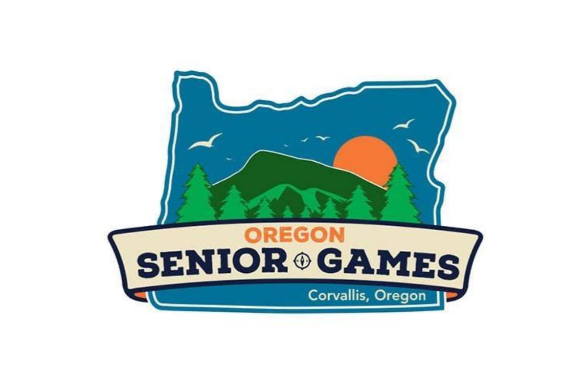 Oregon Senior Games - Logo