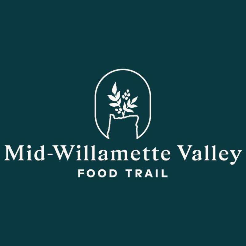Mid-Willamette Valley Food Trail Logo