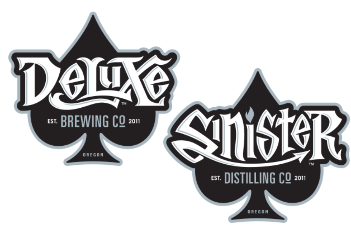 Deluxe Brewing Co. & Sinister Distilling Co.