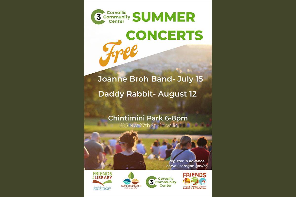 C3 Summer Concerts