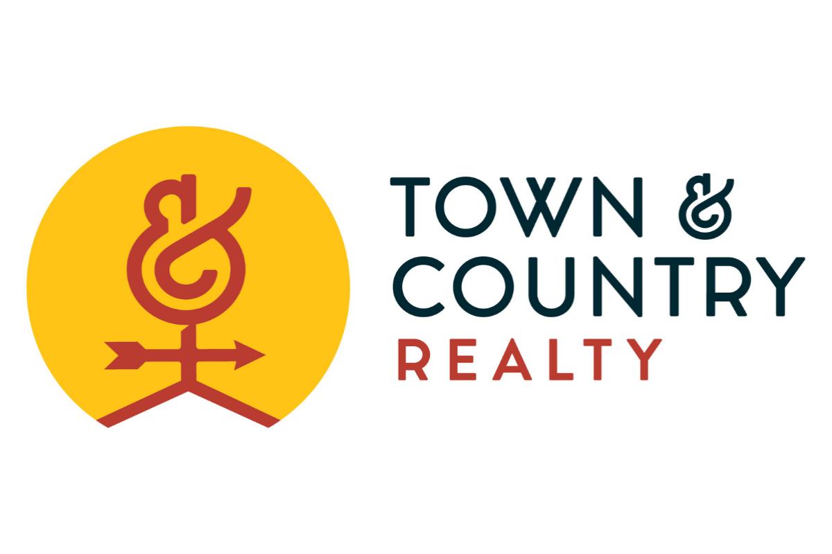 Town & Country Realty, Corvallis, Oregon, Logo