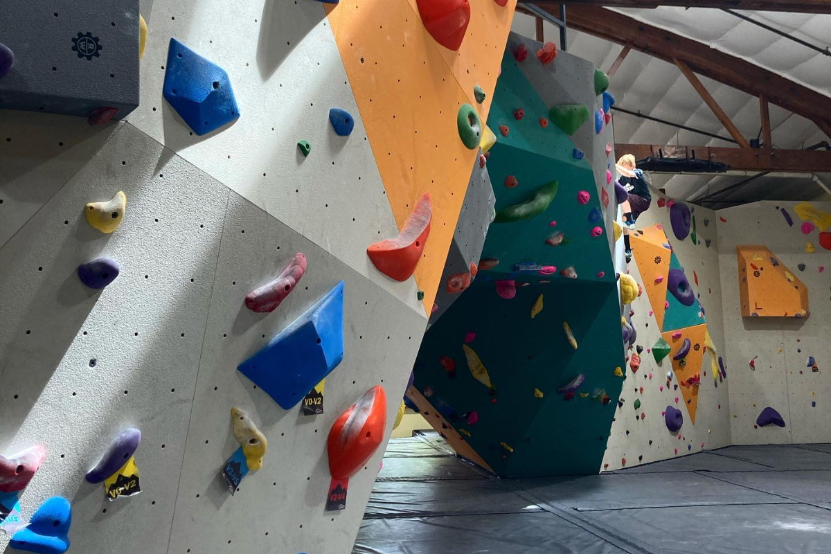 Valley Rock Gym, Corvallis, Oregon, via Facebook