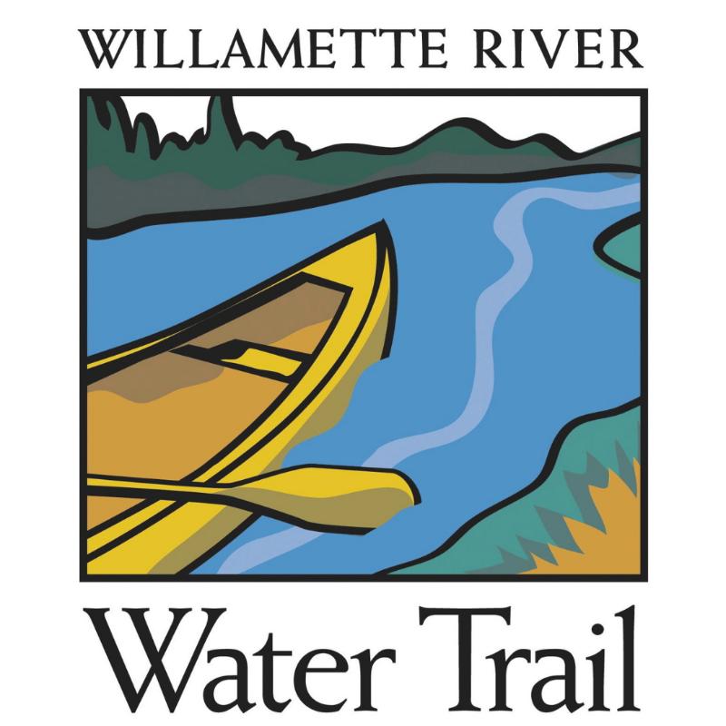 Willamette River Water Trail - Logo